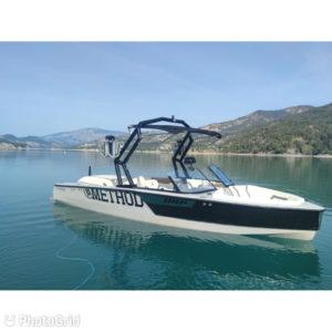 Method Boat wakesurf / wakeboard