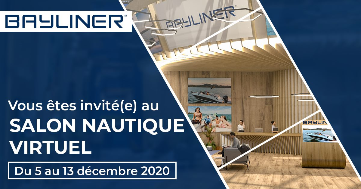 SALON NAUTIQUE BAYLINER